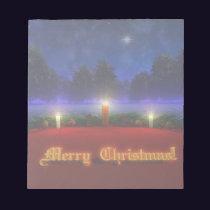 Brighter Visions Christmas Notepad