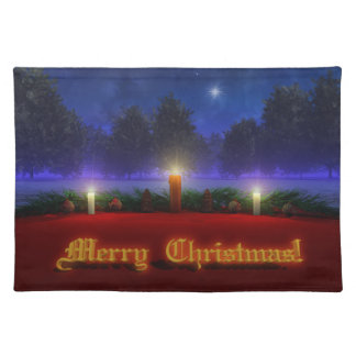 Brighter Visions Christmas Placemat