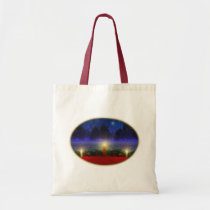 Brighter Visions Christmas Tote Bag