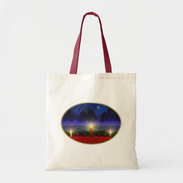Brighter Visions Christmas Tote Bag