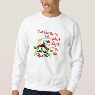 Brightest Light on the Tree Sweatshirt