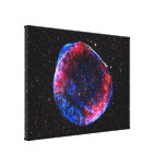 Brightest Supernova Ever space picture Canvas Print