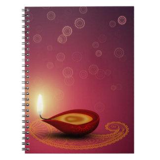 Brightful Diwali - cuaderno