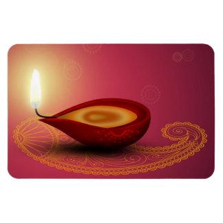 Brightful Diwali - imán flexible