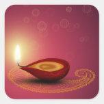 Brightful Diwali - pegatina