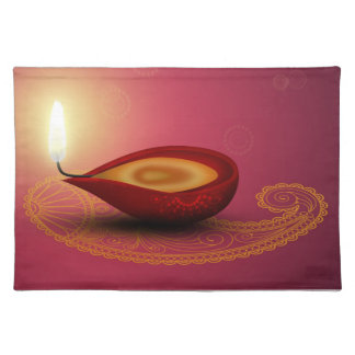 Brightful Diwali - Placemat Mantel