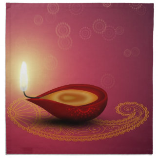 Brightful Diwali - servilleta