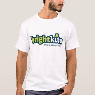 Brightkite.com Logo Shirt - with tagline