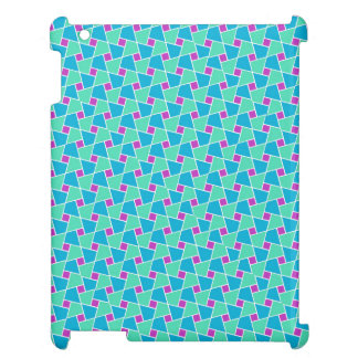 Brightly Colored Islamic Pattern iPad Savvy Case Cover For The iPad 2 3 4