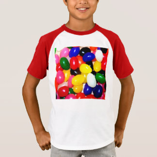 Brightly Colored Jellybeans T-Shirt