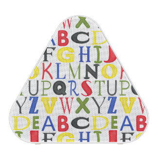 Brightly Colored Letters by Megan Meagher Speaker