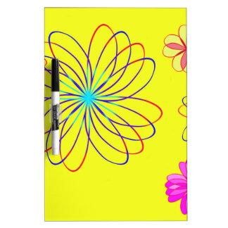 Brightly Dry-Erase Board