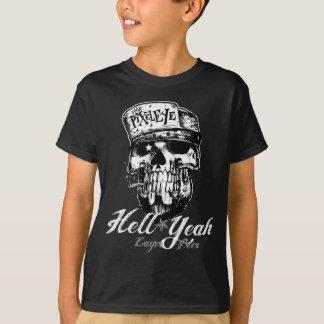 Brightly Yeah Beer - kids T-shirt