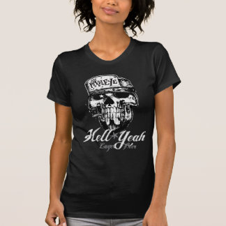 Brightly Yeah Beer - lady T-shirt
