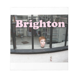 Brighton - Amazing! Note Pad