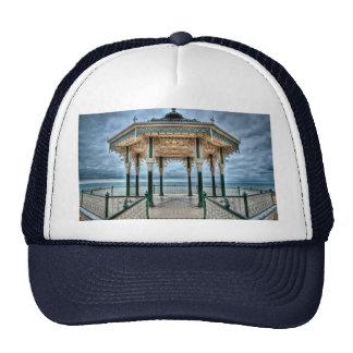 Brighton Bandstand, England Trucker Hat