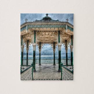 Brighton Bandstand, England Jigsaw Puzzle