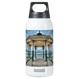 Brighton Bandstand, England 10 Oz Insulated SIGG Thermos Water Bottle