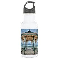 Brighton Bandstand, England Water Bottle