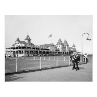 Brighton Beach Hotel, 1903 Postcard