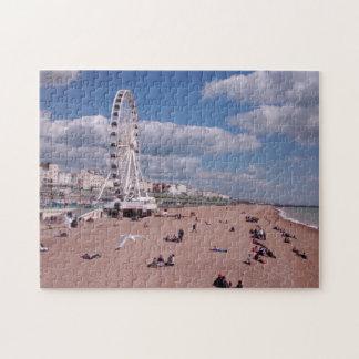 Brighton Beach Jigsaw Puzzle