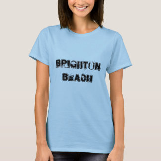 Brighton Beach - Ladies T-Shirt