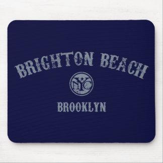 Brighton Beach Mouse Pad