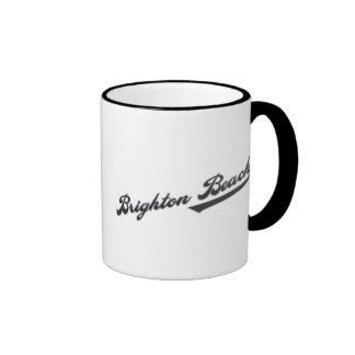 Brighton Beach Coffee Mug