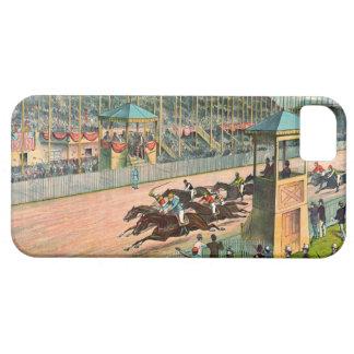 Brighton Beach Racetrack 1887 iPhone SE/5/5s Case
