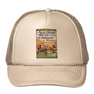 brighton belle trucker hat