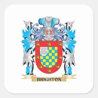 Brighton Coat of Arms Stickers