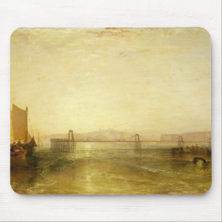 Brighton from the Sea c 1829 Mousepads