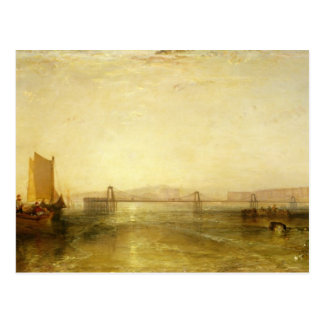 Brighton from the Sea, c.1829 Postcard