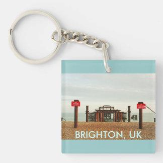 Brighton old pier keychain
