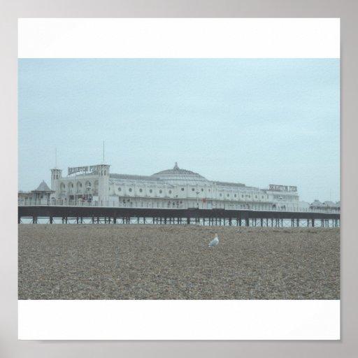 Brighton Palace Pier Original Photograph Print