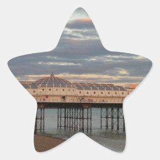 Brighton Palace Pier Sticker