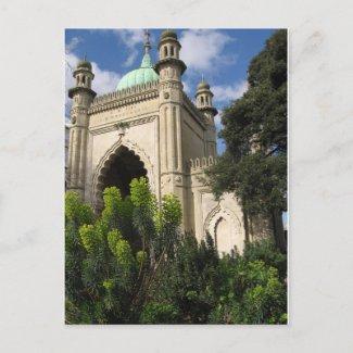 Brighton Pavilion Postcards