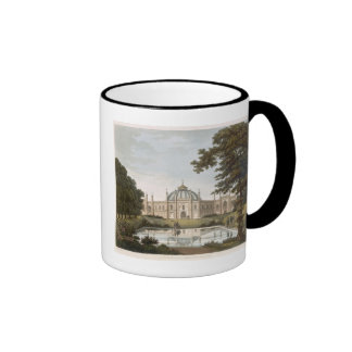 Brighton Pavilion: Proposed view of the garden wit Coffee Mugs