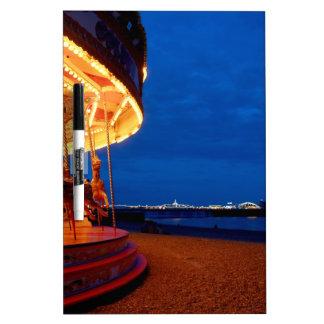 Brighton Pier - Fun! Dry-Erase Whiteboard