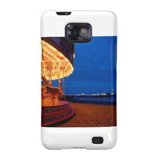Brighton Pier - Fun! Samsung Galaxy SII Covers
