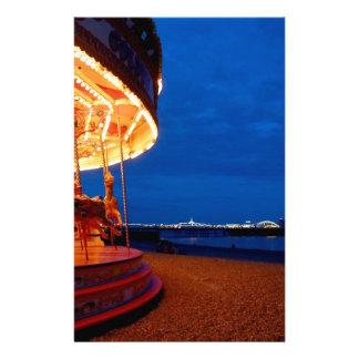 Brighton Pier - Fun! Stationery