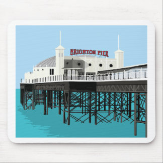 Brighton Pier Mousepad