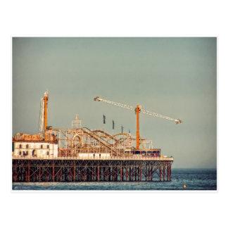 Brighton Pier UK (2006) Postcard