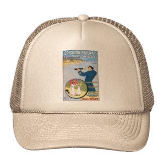 brighton railway for IOW Trucker Hat