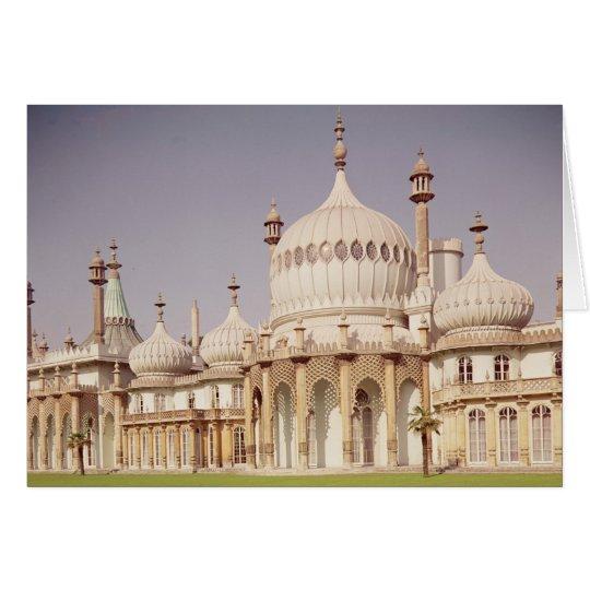 Brighton Royal Pavilion Card
