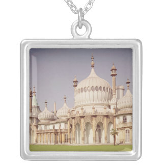 Brighton Royal Pavilion Silver Plated Necklace