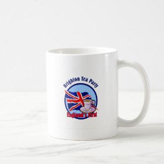 Brighton Tea Party Coffee Mug