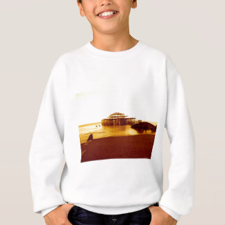brighton west pier (07) sweatshirt