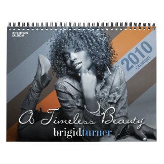 Brigid Turner 2010 Calendar, Standard Calendar