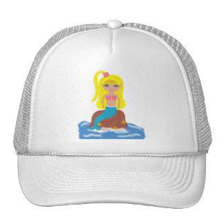 Brigit the Mermaid Cap Trucker Hat